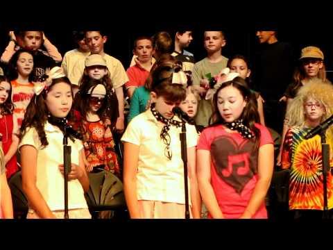 CHerry Hills Christian School 5th Grade Musical