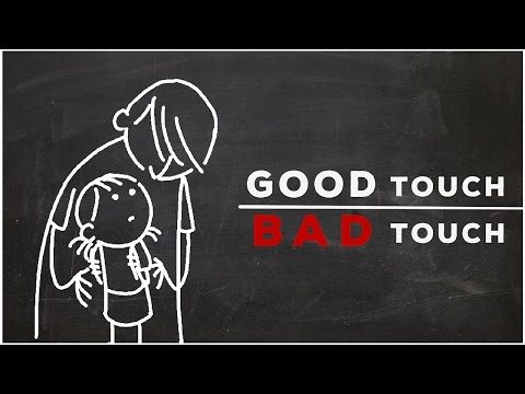 Safety Lessons On Good touch and bad touch | Child Psychology
