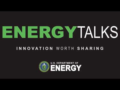 Energy Talks: Energy Efficiency: Saving Money, Increasing Productivity, Creating Jobs