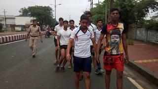 RPF SI CONSTABLE 1600m running shoot! दौड़ने की SPEED कैसे बढ़ाए  By Sunderlal)6264212131