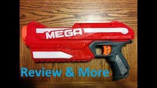 [REVIEW] รีวิวปืนเนิร์ฟNerf Mega Magnus ปืนพกอันใหญ่