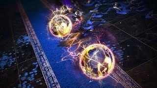 Path of Exile: Celestial Ball Lightning