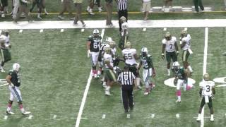 Tulane Football Highlights vs UAB, 10/27/2012