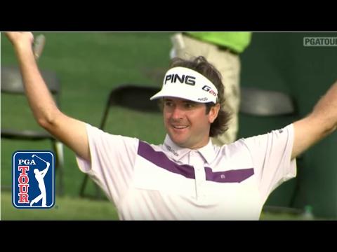 Top 10:  Lucky Bounces on the PGA TOUR