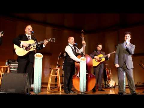 "Dailey & Vincent ""featuring Christian Davis on Lead""- Long Black Train"
