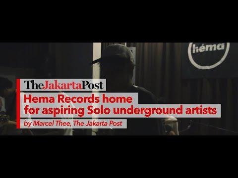 Hema Records home for aspiring solo underground artists
