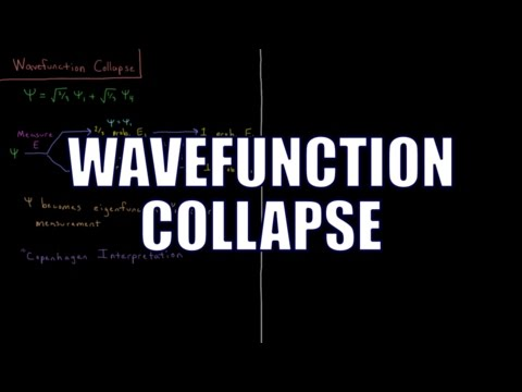 Quantum Chemistry 4.16 – Wavefunction Collapse