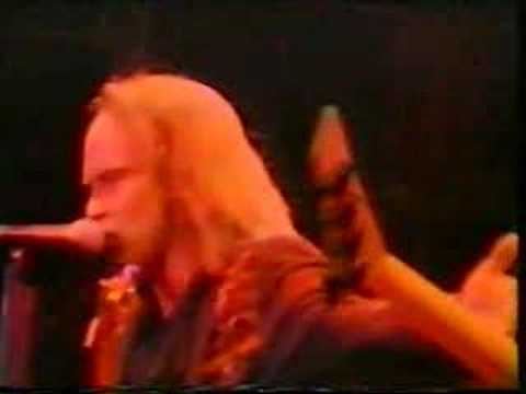 BlackFoot - Highway Song Live in Sweden 1994