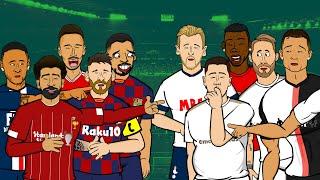 Messi vs Ronaldo: 442oons You Laugh, You Lose special! (feat. Kane, Salah + more!)