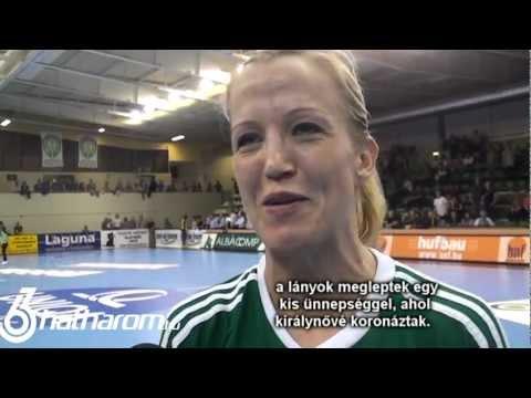 Győri Audi Eto Kc Itxako Navarra 25 25 Heidi Loke és
