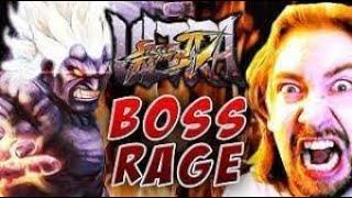 BOSS RAGE! Feat. Oni (Ultra Street Fighter 4)
