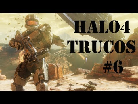 """HALO 4 TRUCO #6 """"  Codigo Raider DSTT Armadura para los hombros  """""""
