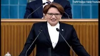 İYİ PARTİ GENEL BAŞKANI MERAL AKŞENER-İYİ PARTİ GRUP TOPLANTISI-2 EKİM 2018