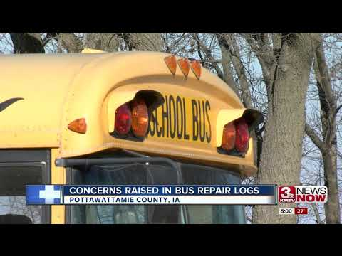 Concerns raised over altered inspection reports in fatal Iowa school bus fire