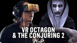 Review VR Octagon feat. Praz Teguh | Gadget in Frame (GIF) #10