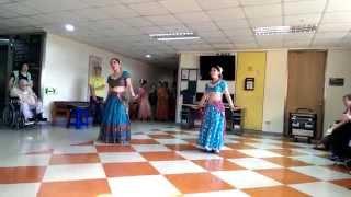 Indian dance Volumteer's  performance 2014【Part 4】