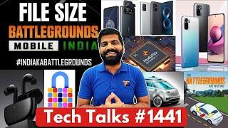 Tech-gesprekke # 1441 - Battlegrounds Mobile India-lêergrootte, Zenfone 8, Huawei P50, Dimensity 900, A22s