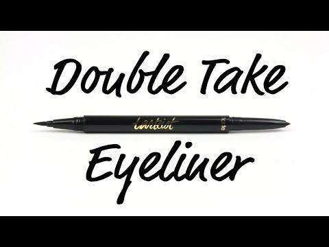 Tarte Tartiest Double Take Eyeliner Review
