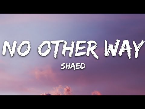 Shaed - No Other Way