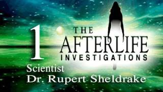 AFTERLIFE INVESTIGATIONS (BONUS INTERVIEW-1) - Rupert Sheldrake, PhD
