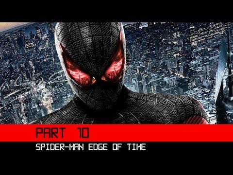 Spider-Man Edge Of Time Part 10 3DS HD Gameplay Walkthrough