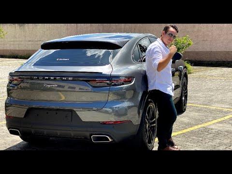 Novo Porsche Cayenne Coupe 2020 Invocado Fera! Dá uma olhada no Upgrade que Fizemos no Visual!