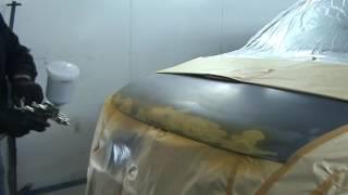 видео Подготовка поверхности и окраска оцинкованного металла