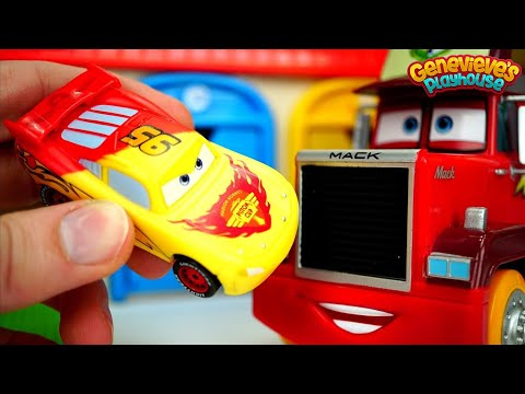 Thumbnail: Best Color Learning Video for Kids: Learn Colors with Disney Cars & Paw Patrol Ice Cream Toys Kids!