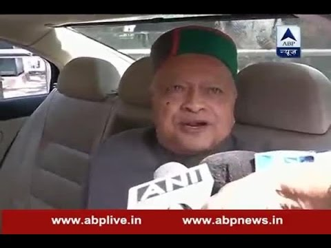 Himachal govt is not in danger, says CM Virbhadra Singh