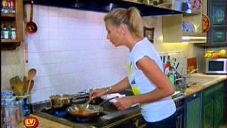 Суп из нута с беконом Кухня.Рецепты.31.03.15.