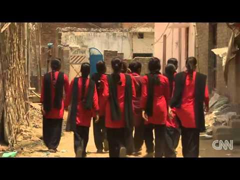 Meet Indias Red Brigade The teens fighting back against rape