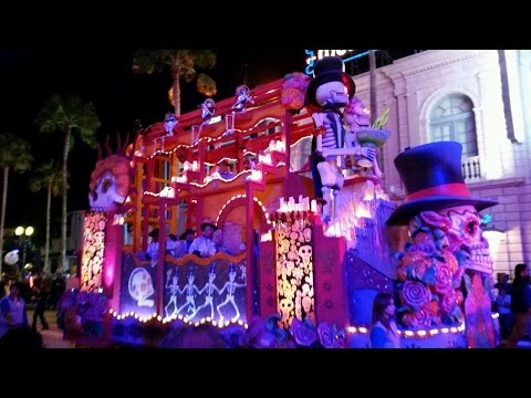 FULL 2015 Mardi Gras Parade from Universal Orlando