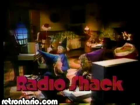 Radio Shack Christmas (1985)