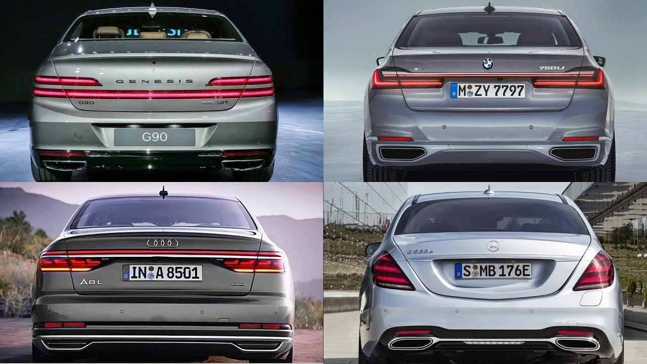 Top 6 Fantastic Luxury Sedan 2020 Youtube
