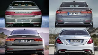 TOP 6 Fantastic Luxury Sedan 2020