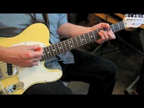Guitar Lesson: Soul Man (Sam & Dave w/ Steve Cropper)