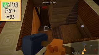 Die neue Treppe // Staxel #33