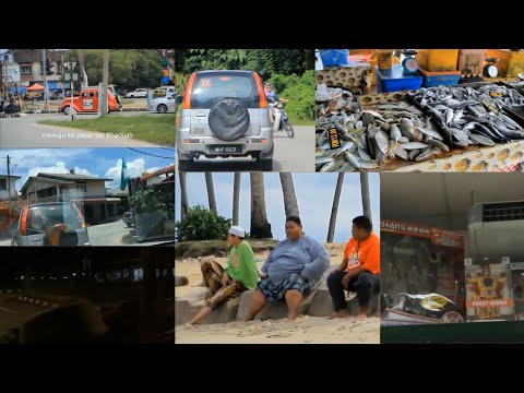 vlog #252 Trip to KELANTAN for the first time