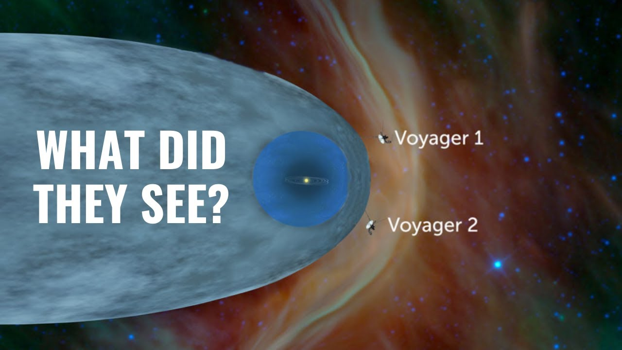 5 #Spacecraft Are Leaving the Solar System. What Did they See in their Journey?