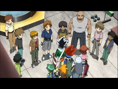 Metal Fight Beyblade Explosion 85 - My friend Name'd is Zeo (FULL)