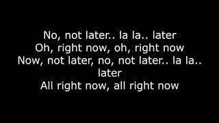 Miguel Now Lyrics