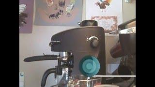 Capresso 4-Cup Espresso and Cappuccino Machine (review)