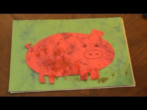 Muddy Pig Crafts : Arts & Crafts