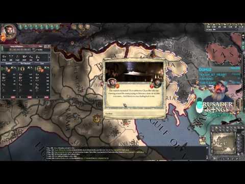Crusader Kings II - Republic of Venice Highlight #17 - Lars Loves Lombard Revolts