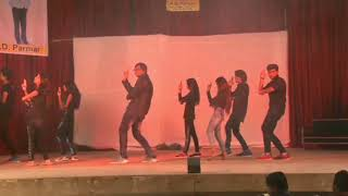 GOLMAAL AGAIN FULL TITLE SONG DANCE BY || EKLAVYA FRIENDS GROUP RAJKOT || MUSIC T-SERIES ( dance )