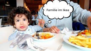 Familie im Ikea + Haul | Familienalltag | Donislife