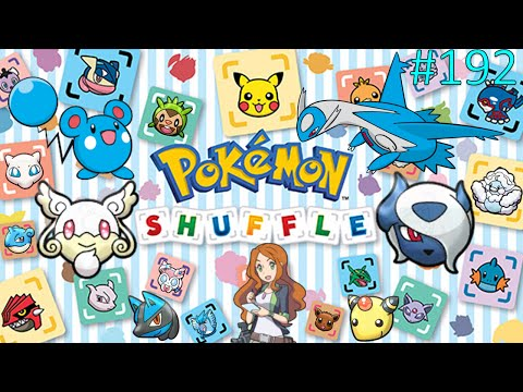 Let's Play Pokemon Shuffle:  Part 192 - A New Way To Shuffle