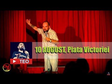 Despre jandarmi, gaze si sobolani | 18+ NSFW | Teo Stand Up Comedy