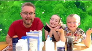 Wacky Wednesday 104 - Making Slime Without Borax Part 1