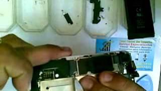 Iphone 4 troca do display com touch - Parte 1